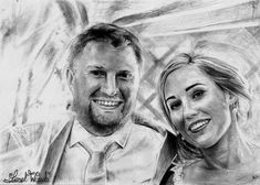 Liesel Wessels is a South African Portrait artist that specialize in realistic drawings & paintings. Work mainly in Oil Paint, Pencil, & Soft Pastels Couple Portraits, Wedding Portraits, South African Artists, Realistic Drawings, Paper Size, Pencil Drawings, Medium, Painting, Instagram