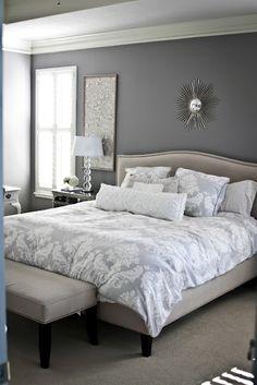 perfect bedroom!