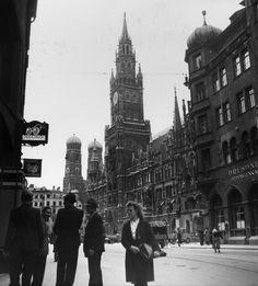 Das alte München (Fotos, Postkarten, historische Gebäude, Bildvergleiche) | ALBUM - SkyscraperCity