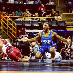 "Jordan Burroughs on Instagram: ""When you make your 2nd Olympic Team!"""