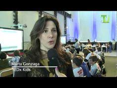 Junta de Campolide - Reportagem TEDxKids@CentralTejo com Marta Gonzaga