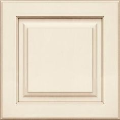 KraftMaid 15x15 in. Cabinet Door Sample in Piermont Maple Square with Canvas Cocoa Glaze-RDCDS.HD,MTM4,VGM at The Home Depot