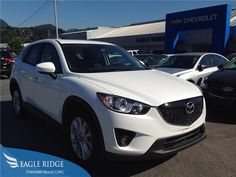 2013 Mazda CX-5 GT AWD Auto w/ Sunroof & Navigation for sale at Eagle Ridge GM in Coquitlam, near Vancouver!   http://eagleridgegm.com http://facebook.com/eagleridgegm http://twitter.com/eagleridgegm
