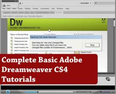 adobe dreamweaver cs3 classroom in a book i have a few books on my rh pinterest com adobe dreamweaver cs4 tutorial pdf Adobe Dreamweaver CS3