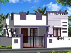 Elevations Of Independent Houses 2018 And Charming New House For ImagesKết quả hình ảnh cho elevations of independent BHK Independent House for Sale in Srinivasa Nagara Independent House Poonamallee, Chennai - 880 Sq feet - Lakhs - 575 House Front Wall Design, Single Floor House Design, House Outside Design, Village House Design, Small House Design, 2 Storey House Design, Bungalow House Design, Front Elevation Designs, House Elevation