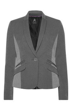 Primark - Grey Textured Jacket