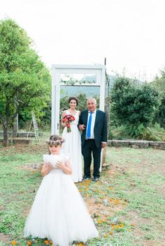 Casamento de dia de Ashley e Ivo