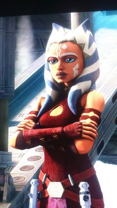 Best Star Wars Characters, Republic Commando, Star Wars Girls, Ahsoka Tano, Star Wars Wallpaper, Star Wars Fan Art, Warrior Girl, Star Wars Clone Wars, Just For You