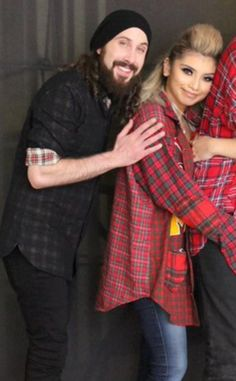 PTX | Avi Kaplan and Kirstin Maldonado