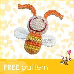 es-BEE-lotta BEE free pattern (7 free patterns)