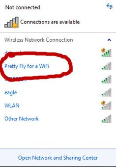 20 Wifi Networks We All Want The Passwords To - BuzzFeed Mobile