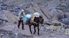 100rota: TOUBKAL: Montanha mais alta do Norte de África, sem planear.