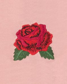 *LAST CHANCE! BACK IN STOCK! Rose Tits Tee