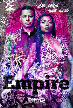 'Empire': Cookie and Lucious Stick Together in Season 3 Key Art (Exclusive) | Hollywood Reporter