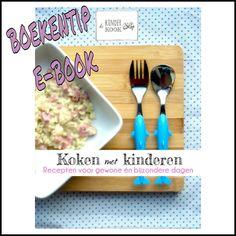 Tip: gratis e-book met recepten van De Kinderkookshop