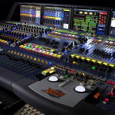 Midas XL8 Digital Mixer