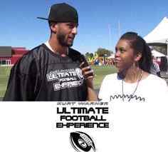 Kaepernick Ultimate Football Experience