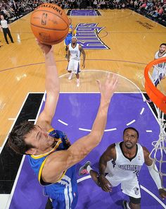 Andrew Bogut shot 6-for-8 from the field and finished with 12 points, seven rebounds and four assists.