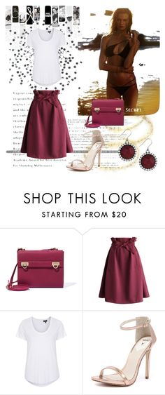 """""""Untitled #2"""" by malina-husgovic ❤ liked on Polyvore featuring Marc Jacobs, Salvatore Ferragamo, Chicwish, Topshop, Windsor Smith, Lucky Brand, women's clothing, women's fashion, women and female"""