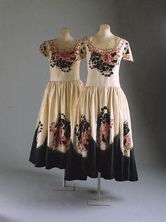 Robe de Style, Jeanne Lanvin, 1925, The Metropolitan Museum of Art