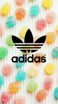 Adidas #colorful #jelly