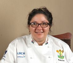 #SAOlympicChef @CulinaryTeam Minette Smith