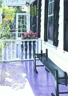how fun would it be to have a joggling board on the back deck by the pool! We carry them at the Garden Market!