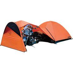 Harley Davidson Rider's Dome Tent. Pretty cool.
