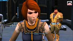 SWTOR: knights of the Falle Empire - Coruscant Jedi Knight Storyline #1