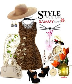 """""""Sammydress"""" by mellors ❤ liked on Polyvore"""