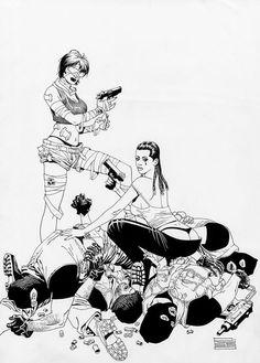 128 best eduardo risso images in 2019 ic books art author Jackie Estacado the Darkness II pain killer jane and dizzy by eduardo risso