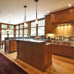 179 best Craftsman Style Kitchens images on Pinterest | Kitchen ideas Kitchens and Cuisine design & 179 best Craftsman Style Kitchens images on Pinterest | Kitchen ...