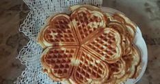 Hozzávalók: 4 db tojás 12 dkg cukor 1 cs. vaníliás cukor 25 dkg margarin 40 dkg liszt csipet só késhegynyi sütőpor 1/...