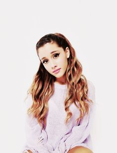 Ariana grande is soooooooooooooo pretty
