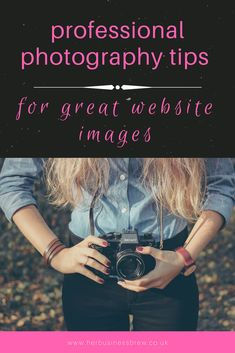 Professional Photography Tips for Great Website Images