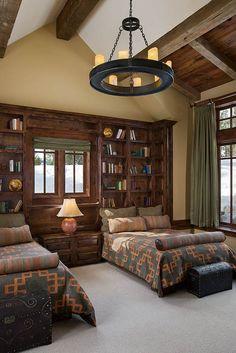 Elk Ridge Lodge Guest Bedroom