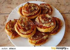Finger Food, Quiche, Pancakes, French Toast, Muffin, Appetizers, Pizza, Yummy Food, Meals