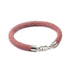 Pulseira Color Rosa (Prata) da coleção Donna Jewellery by Essere Joias
