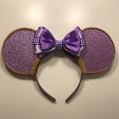 Megara Inspired Mouse Ears by NicoleRoseCrafts on Etsy