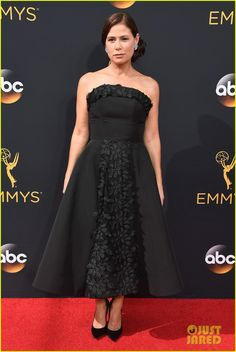 The Affair's Maura Tierney Gets All Glam for Emmys 2016   maura tierney emmys…