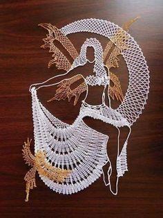 Freeform Crochet, Crochet Motif, Irish Crochet, Diy Yarn Decor, Arte Linear, Nail String Art, Bobbin Lacemaking, Lace Art, Bobbin Lace Patterns