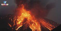 O vulcão Sakurajima está acumulando quantidades gigantescas de magma, que pode…