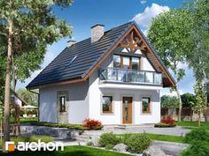 Dom w sasankach Prefab Homes, Houzz, Home Fashion, Cozy House, House Design, Cabin, House Styles, Outdoor Decor, Bonsai