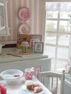 Cynthia's Cottage Design: sweet shabby kitchen