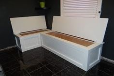 Interior Design: Kitchen Banquette