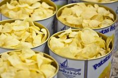 Bonilla a la Vista. Spanish Chips, produced in Galicia with the best raw materials and virgin olive oil. A treat for fans of this simple dish. Cooking For Two, Cooking Oil, Easy Cooking, Cooking Steak, Steak In Oven, Snack Recipes, Snacks, How To Cook Steak, Snack Bar