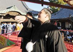 宇良に福来るか!柴又帝釈天で豆まき「楽しかった」 #宇良 #相撲 Sumo, Battle, Fashion, Moda, Fashion Styles, Fashion Illustrations