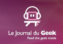 Le Journal Du Geek - Un site génial pour le nourrir le geek qu'il y a en vous ! North Face Logo, The North Face, Tech, Journal, Geek Stuff, Website, Logos, Social Media, Trends