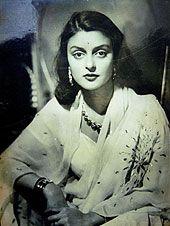 Maharani Gayatri Devi / via The Telegraph - Calcutta