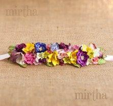 Cinturones de flores: Cinturón Beauty